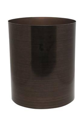 UMBRA Cylindrical Solid Open Top Dust Bin - 203973090_8938