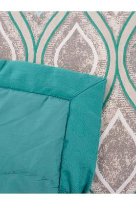 Printed Single Quilt with Pillow Covers