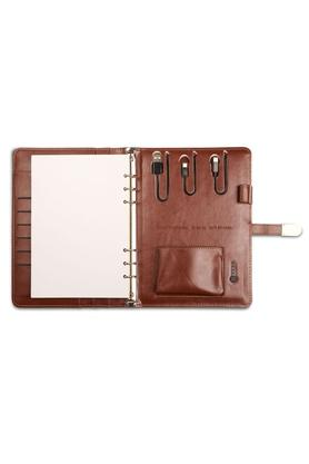 Organizer with Power Bank and Pen Holder with Multiple Slots
