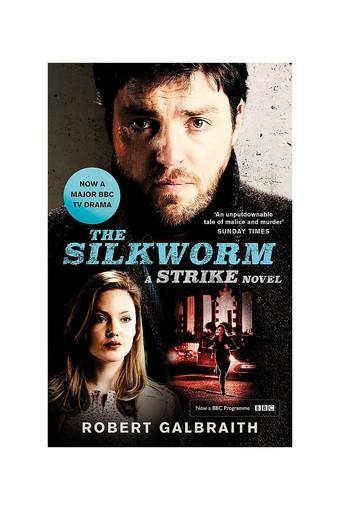 The Silkworm (TV Tie In): Cormoran Strike Book 2