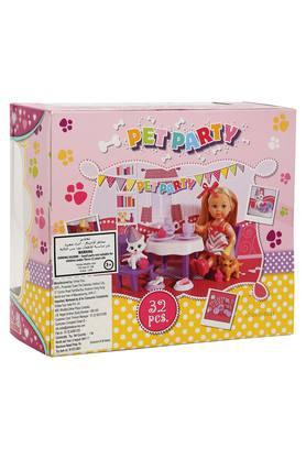 Girls Evi Love Pet Party