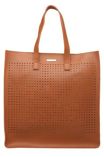 FEMINA FLAUNT -  BrownHandbags - Main