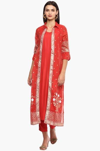 BIBA -  CoralSalwar & Churidar Suits - Main
