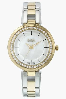 Womens Metallic Analogue Watch - LC06262220