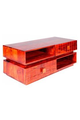Red Red Spacy TV Cabinet Unit