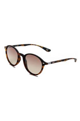 Unisex Full Rim Round Sunglasses - 2191 C2 50 S