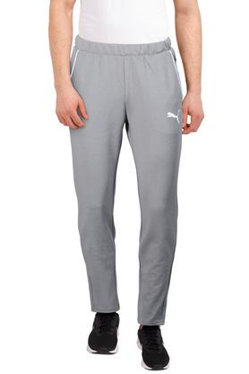 Mens 2 Pocket Slub Track Pants