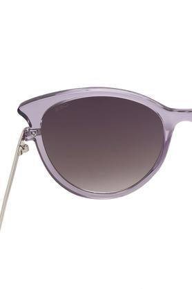 Womens Gradient and UV protected Lens Cat Eye Sunglasses - IDS2493C5SG