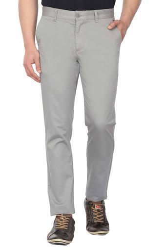 VETTORIO FRATINI -  Sea GreenCargos & Trousers - Main