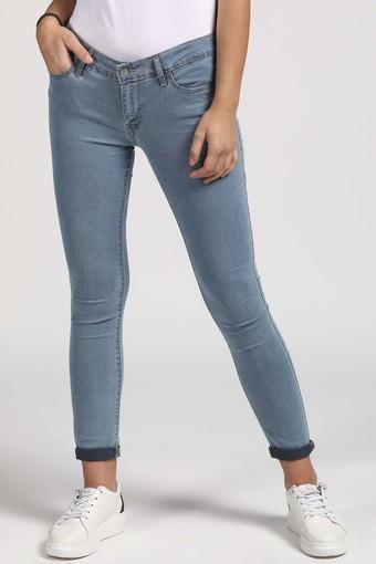 LEVIS -  Ice BlueJeans & Leggings - Main