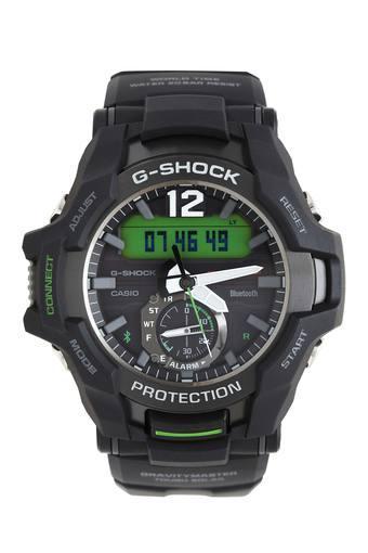 Unisex Round Analogue-Digital Watch - G868