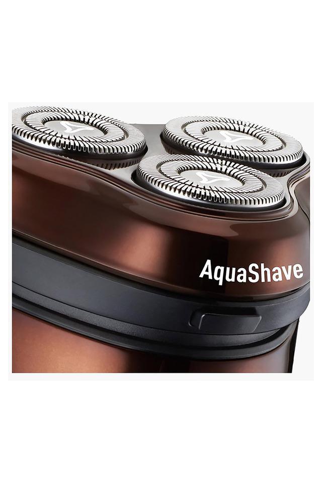 Unisex Aqua Shave Electric Rotary Shaver - SHO0371