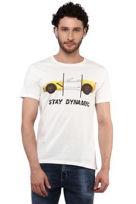 LIFE - Off WhiteT-Shirts & Polos - Main