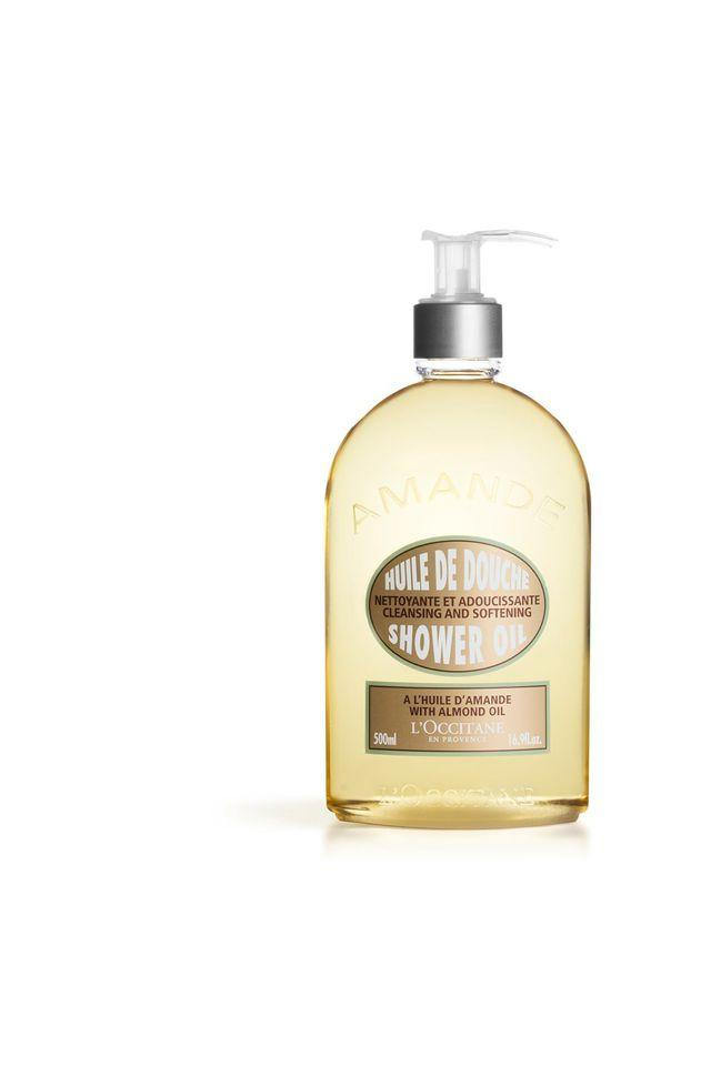 Almond Cleansing And Softening Shower Oil - 500ml