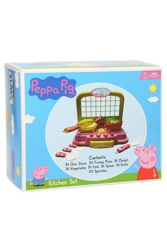 Unisex Peppa Pig Kitchen Set