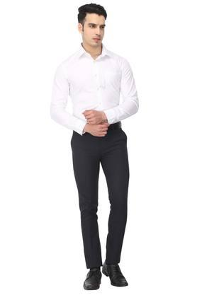 STOP - BlueFormal Trousers - 3