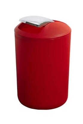 ERROR BRANDPolypropylene Durable Swing Top Dustbin - 6l