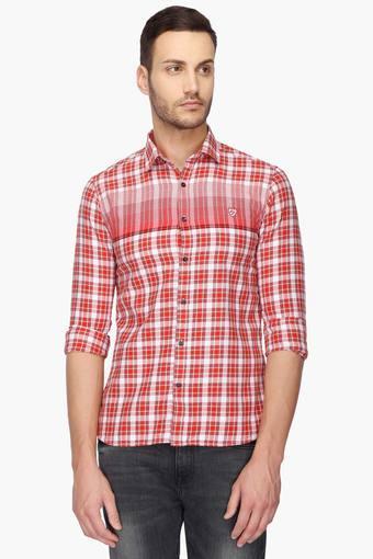 KILLER -  RedCasual Shirts - Main