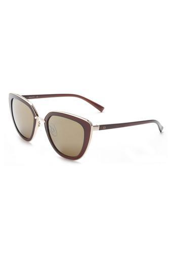Womens Full Rim Oval Sunglasses - 2192 C3 S