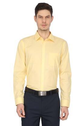 RS BY ROCKY STAR - YellowFormal Shirts - Main