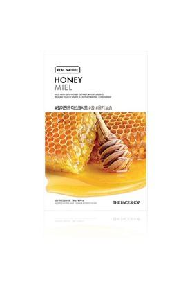Real Nature Honey Face Mask