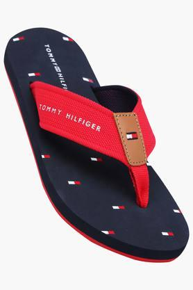 TOMMY HILFIGER Mens Casual Wear Slippers