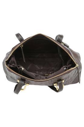 Womens Zip Closure Handbag