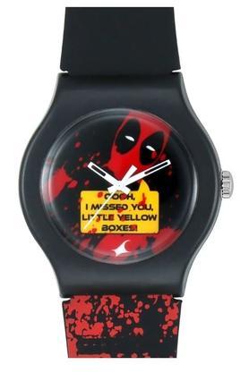 FASTRACKUnisex Analogue Silicone Watch - 204169247_9999