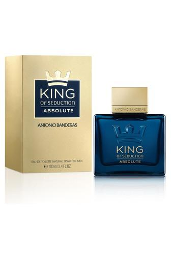 Mens King Of Seduction Absolute Eau de Toilette - 100ml