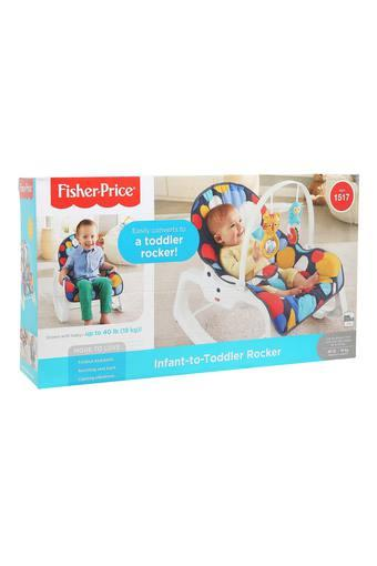 FISHER PRICE -  Assorted Infant Toys - Main