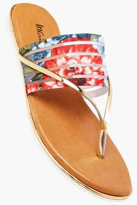 INC.5 Womens Casual Wear Slipon Flats - 203128048