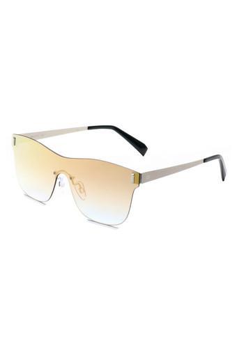 d6aac2b6e Buy SCOTT Mens Rimless Shield Sunglasses - 2168 C2 S | Shoppers Stop