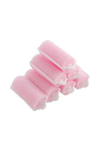 Hair Curling Foam Cushion Rollers Pack of 7