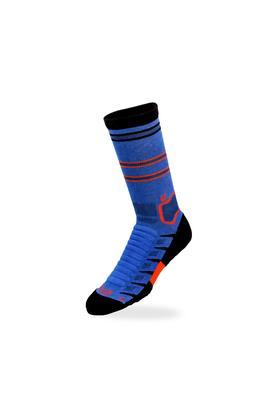 Unisex Printed Crew Socks