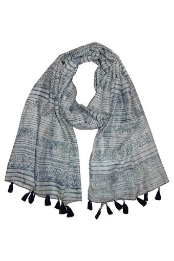 GET WRAPPED -  Blue Scarves & Socks - Main