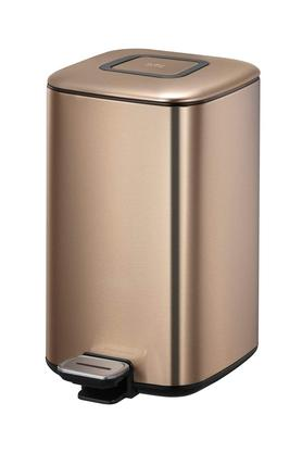 ERROR BRAND Brushed Stainless Steel Step Bin - 203509446_9900