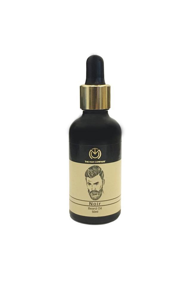 Mens Noir Tobacco Vanilla Beard Oil - 50ml