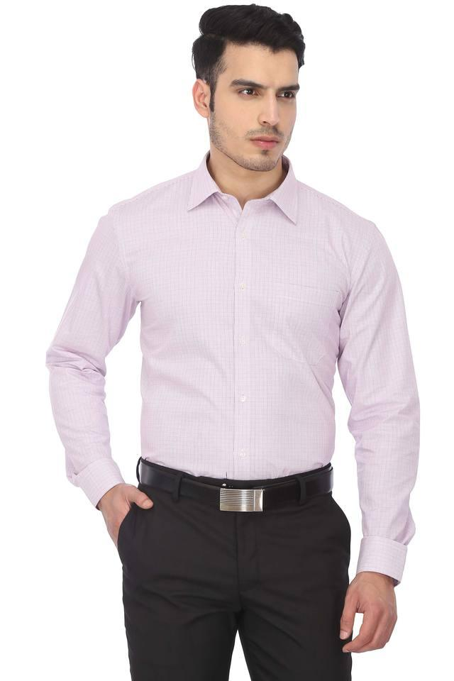 RS BY ROCKY STAR - PinkFormal Shirts - Main