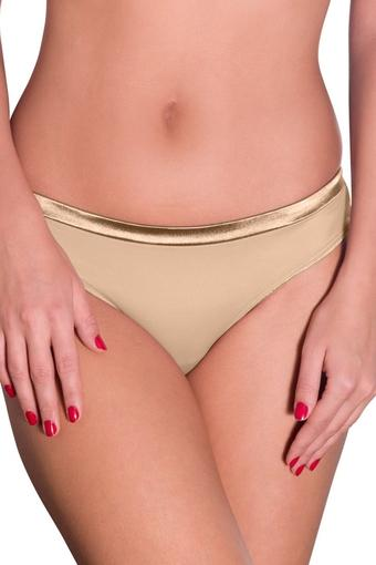 Womens Solid Seamless Hipster Brief