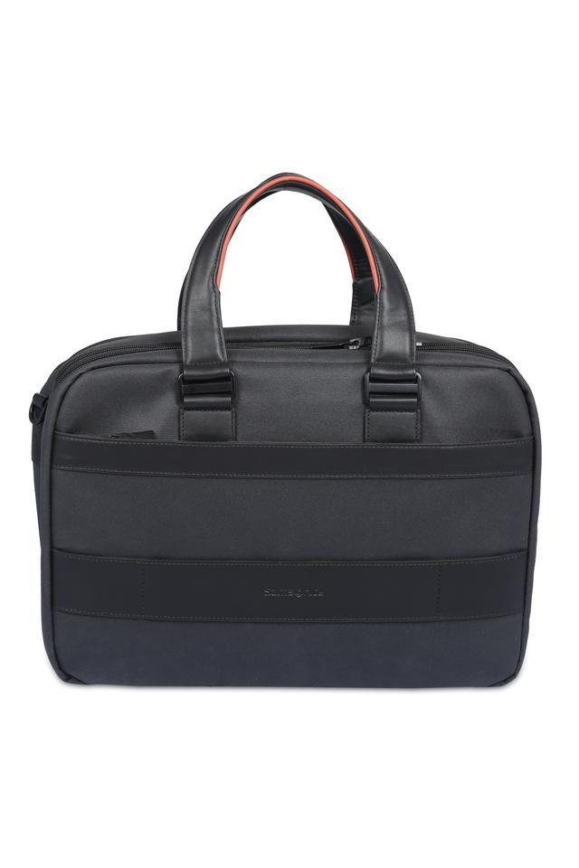 Unisex Zip Closure Laptop Briefcase