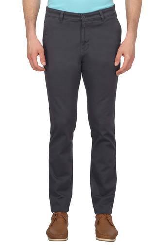 VETTORIO FRATINI -  Dark GreyCargos & Trousers - Main