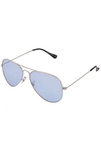 456b0331ad Buy GIO COLLECTION Mens Aviator Polycarbonate Sunglasses ...