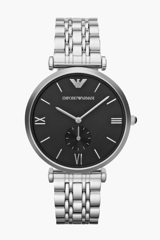 Unisex Analogue Stainless Steel Watch - AR1676