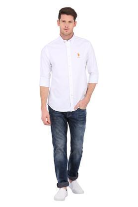 U.S. POLO ASSN. - WhiteCasual Shirts - 3