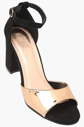 TRESMODE Womens Party Wear Buckle Closure Heels - 203237654
