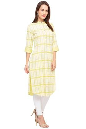 d73fbef3fd W for Women - Get W Kurtis & Kurtas at upto 50% discount | Shoppers Stop