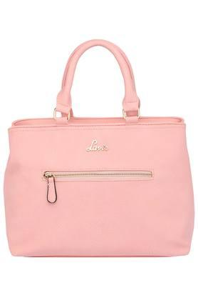 LAVIE Womens Zipper Closure Satchel Handbag - 203839640