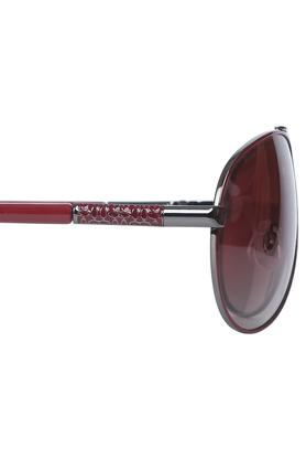Unisex Full Rim Aviator Sunglasses - LI077C23
