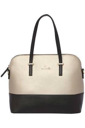 LAVIE Womens Zipper Closure Satchel Handbag - 203839766