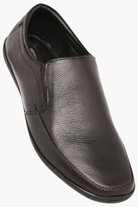 VETTORIO FRATINIMens Leather Slipon Loafers - 202801958